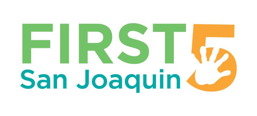 First Five San Joaquin Logo