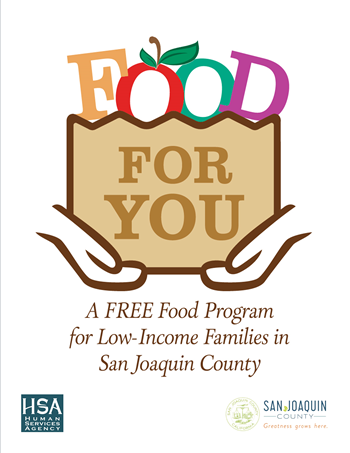 Food for you Logo